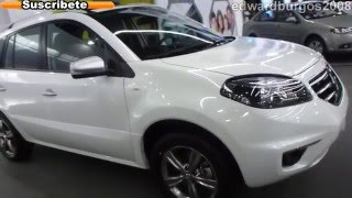 Renault Koleos Bose Edition 2012 Videos