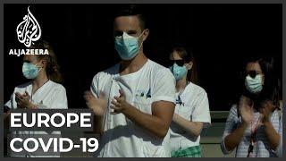 COVID-19 lockdown strengthened across Europe