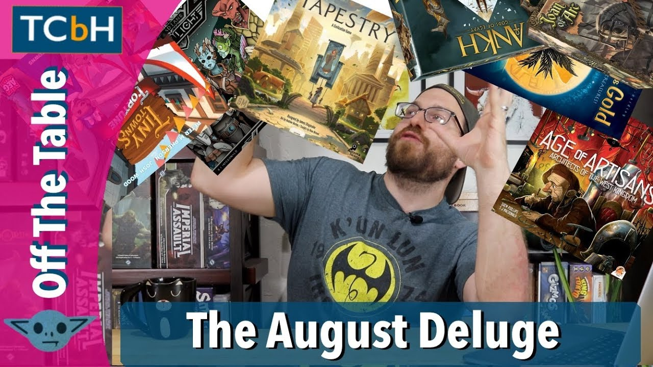 Tapestry & The August Deluge - TCbH's Off The Table image