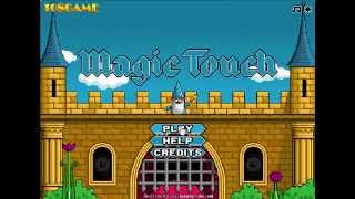 Magic Touch Gameplay