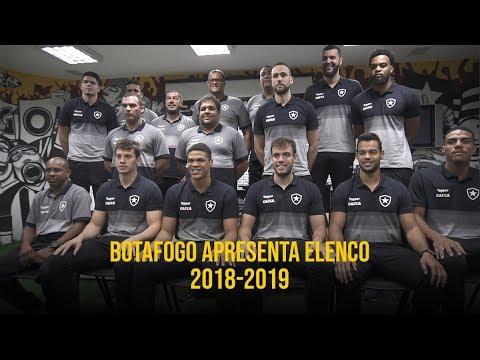 Botafogo Apresenta seu Elenco 2018-2019
