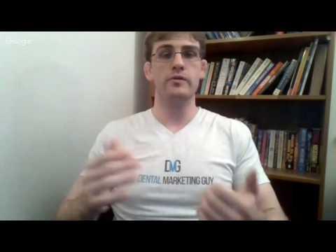 Dr  David Wank | Dental Marketing Guy Show