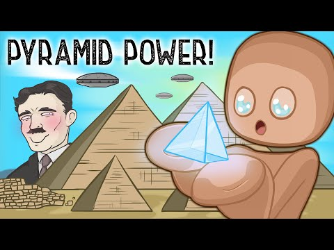 Pyramid Power is Real! ~ Spirit Science 42