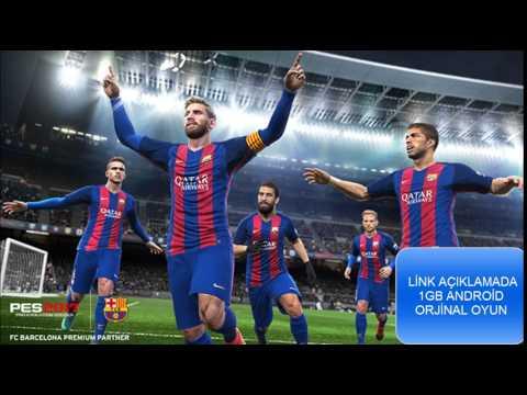 Pro Evolutıon Soccer 2017 Android Link Açıklamada