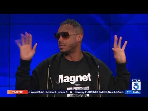 Marlon Wayans Calls Out Dodger Fans