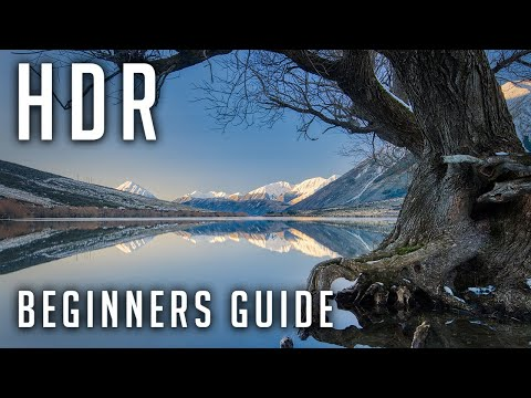 HDR Photography Beginners Guide - How To Create Realistic HDR Photos