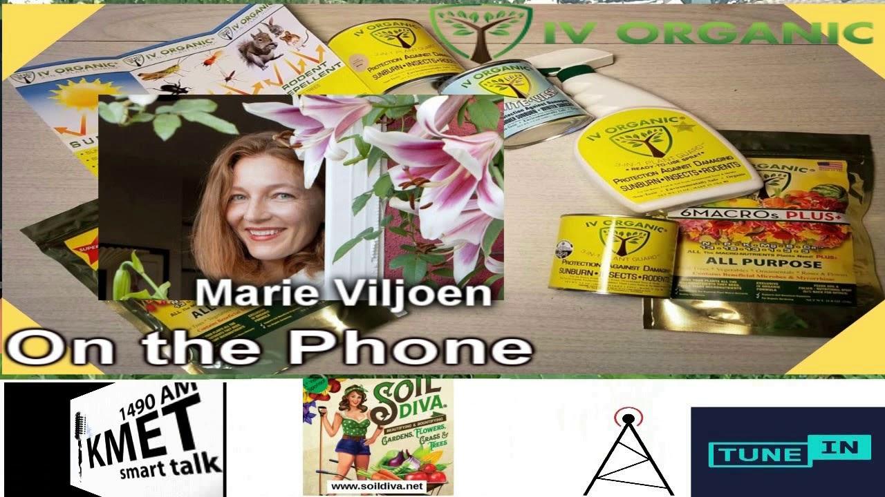 S3e25 Segment Guest Author Marie Viljoen The Wisconsin Vegetable