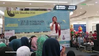 D_Kadoor di Gala Ramadhan 2016 | Royal Plaza Surabaya