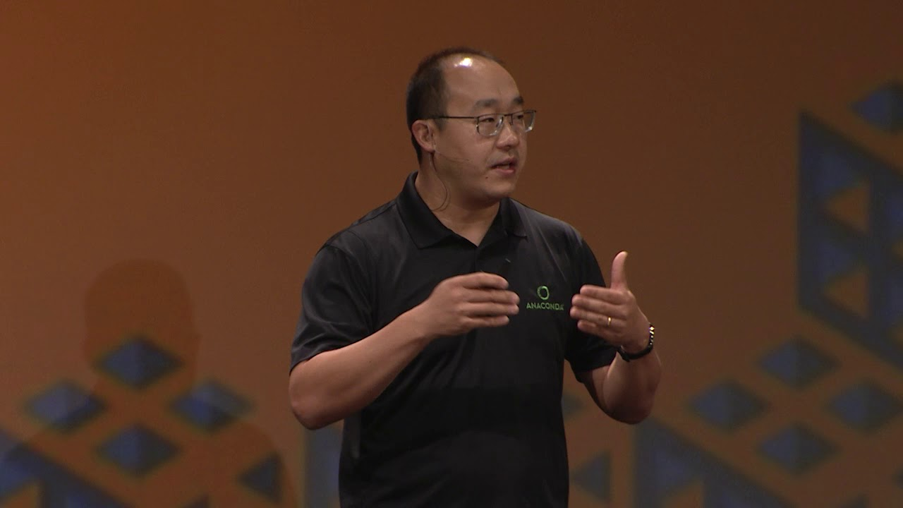 Image from Jupyter and Anaconda: Shaking up the enterprise - Peter Wang