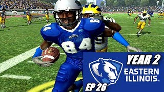 THE BIG DOGS - EASTERN ILLINOIS DYNASTY - NCAA FOOTBALL 06 - EP26