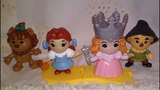 Fantasy Friday Wizard of OZ Toys McDonald's