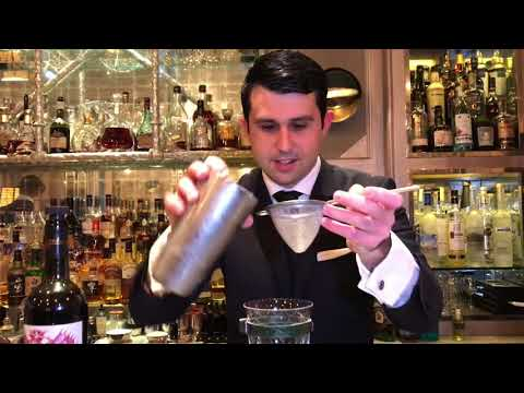 Giorgio Bargiani from The Connaught Bar (London): Good Fellas
