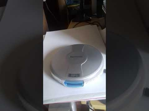 Discman Panasonic lee mp3