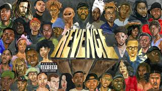 Dreamville - Revenge ft. Ari Lennox, Childish Major, EARTHGANG, Lute, Omen, REASON (Official Audio)