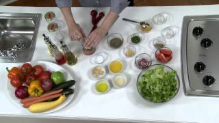 Homemade Dressings and Marinades Video