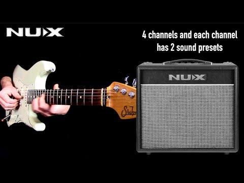 NUX Mighty 20BT Guitar Amplifier