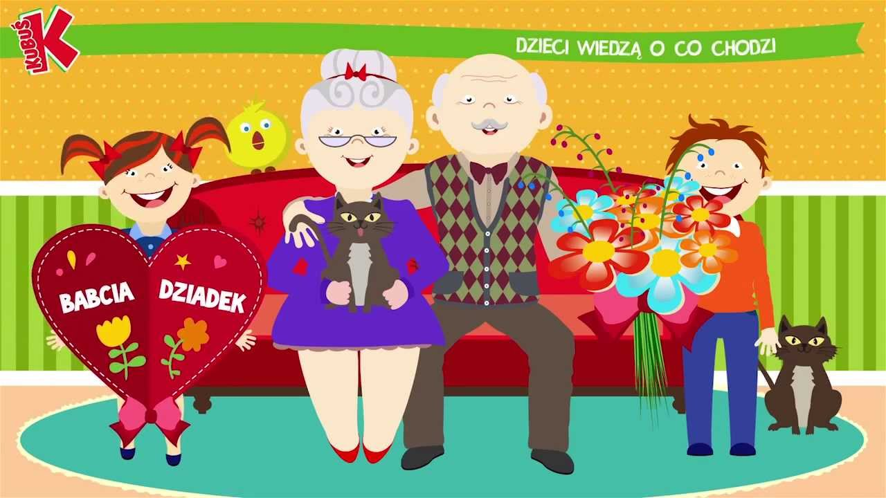 babcia dziadek