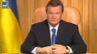 2014 Янукович как обычно ИДИО* ЗАПРЕТНОЕ ВИДЕО - ПУТИН В ШОКЕ 2014!