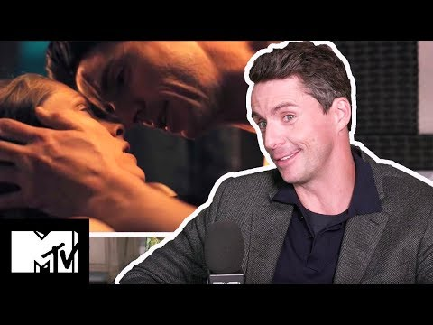 Matthew Goode's Steamy Chemistry With Teresa & Your Fan Qs | A