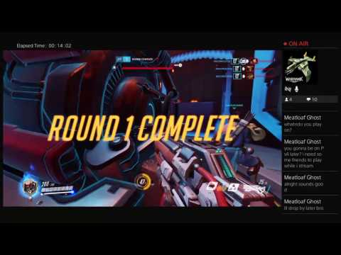 Overwatch Competitive Gameplay!