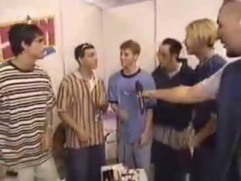 BackstreetBoys  Get down A Capella 1996