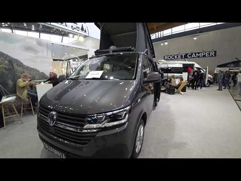VOLKSWAGEN CALIFORNIA T6 1 BEACH TOUR новая легенда