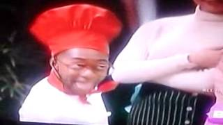 Family Matters- Steve Urkel as master chef