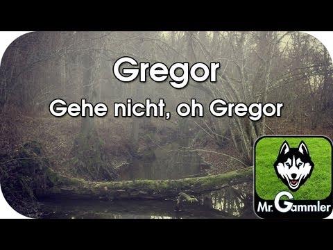 Gregor  /  Gehe nicht, oh Gregor (Instrumental)