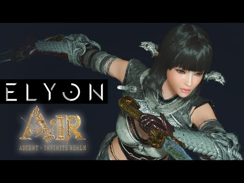 ELYON:Ascent Infinite Realm