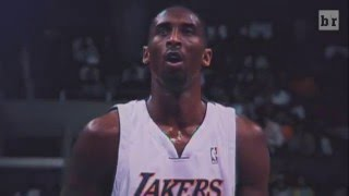 Kobe Bryant - The First point and the Last point