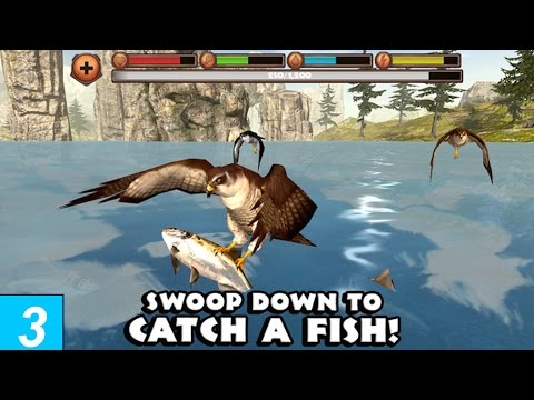 Falcon Simulator - By Gluten Free Games - Part 3 -  Compatible with iPhone, iPad, and Android