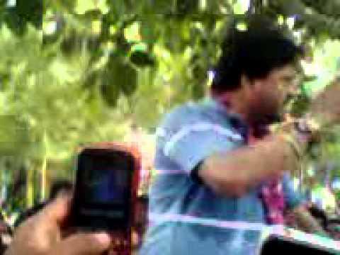 TMC MP Tapas Pal Threatens To Kill, Rape