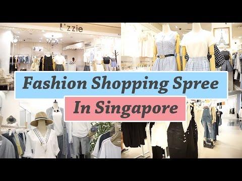 Fashion Shopping in Singapore | Jean Milka Vlog #3