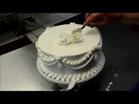 Как украсить торт в домашних условиях? Секреты кондитера. Рецепт ТВ