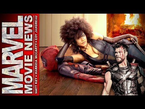 Domino's Deadpool 2 Debut, Thor Ragnarok Updates & More | Ma