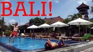 Travel Cheap in Beautiful Bali, Indonesia!