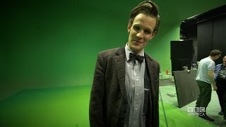 Repeat youtube video DOCTOR WHO Making Of The Time of The Doctor Christmas Special - BBC America