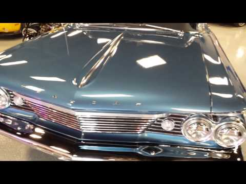"1960 PONTIAC PARISIENNE FOR SALE ""BUBBLE TOP"""