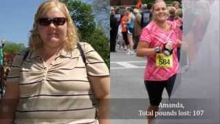 8 Amazing Blogger Weight Loss Transformations