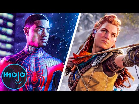 Top 10 New PS5 Games