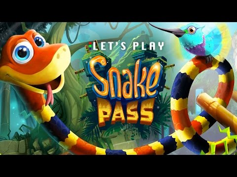 Snake Charmers - Let's Play Snake Pass