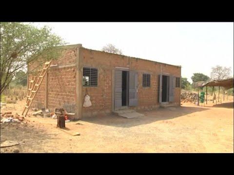 Burkina faso, PROMOTION DE NOUVELLES PRATIQUES AGRICOLES