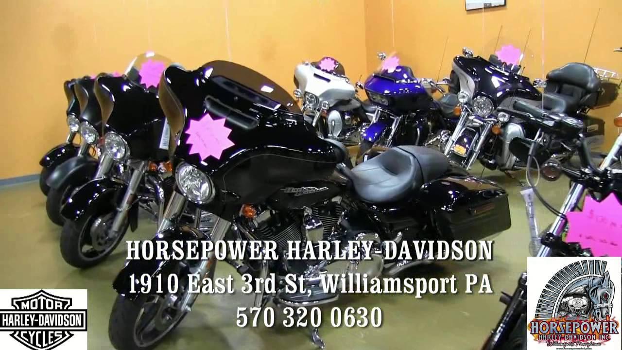 horsepower harley-davidson williamsport pa - youtube