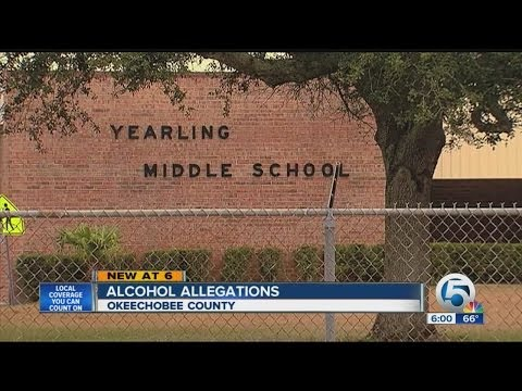 Yearling Middle School teacher removed from classroom