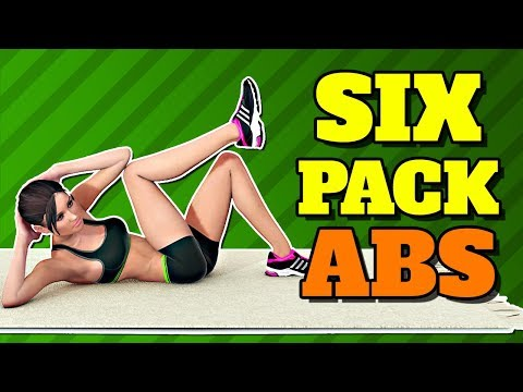 How To Get Six Pack Abs At Home [Simple Exercises]