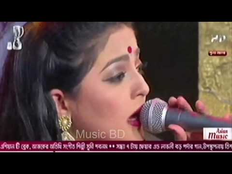 Ami Chailam jare by salma live show wth n0ngor asn tv