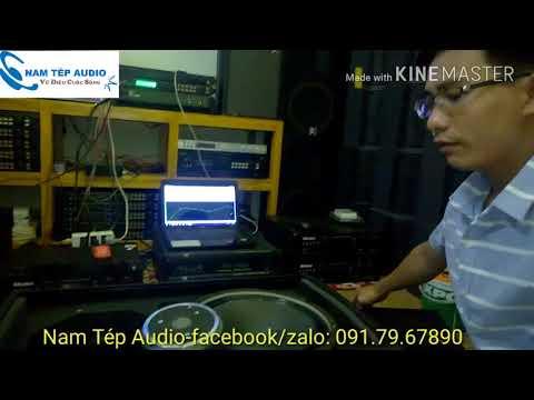 Giới thiệu loa karaoke B3 của Đức model R210
