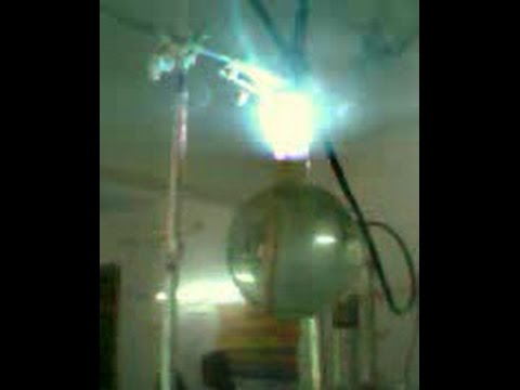 Webgax| Nuclear reactor made in backyard | Plasmalytic setup of Quassarian Cold Fusion