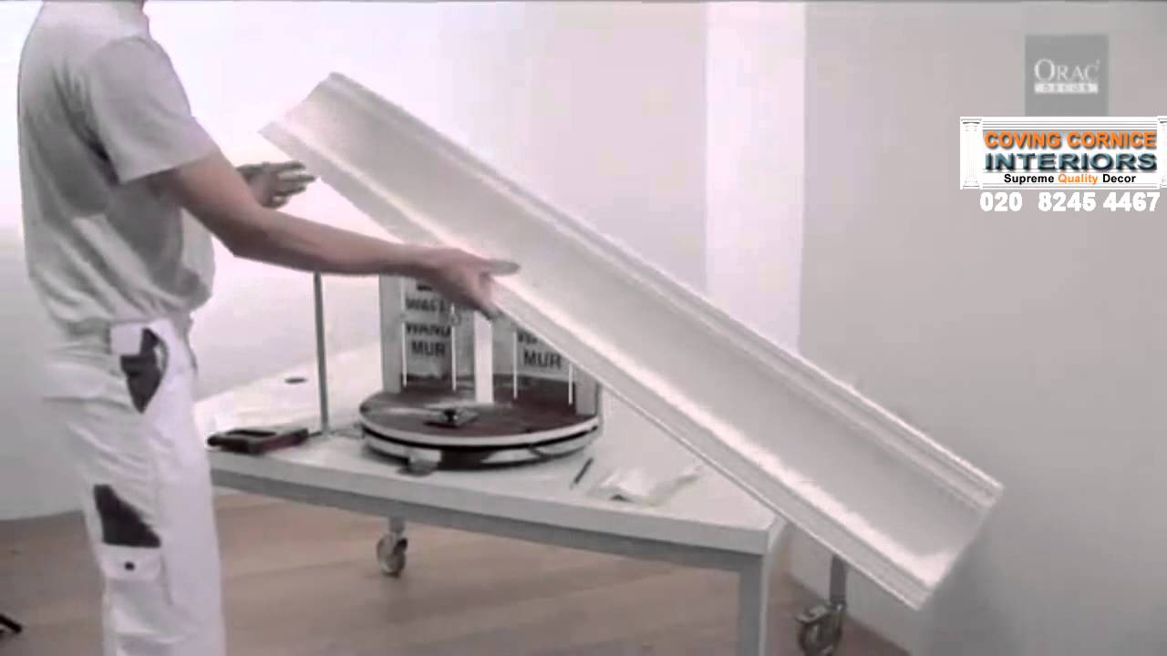 how to make coving moulds