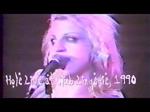 Hole - Live at Club Lingerie 10/10/1990 (Full Show)